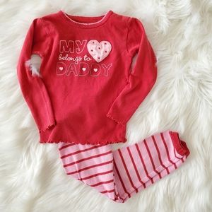Adorable daddy love outfit